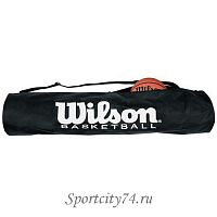 Сумка на 5 мячей Wilson Tube Bag WTB1810