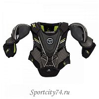 Защита груди Warrior Alpha DX3 SR Shoulder Pads DX3SPSR9-S